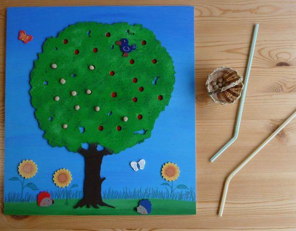 Volkers Spielewelt Brettspiel Apfelernte