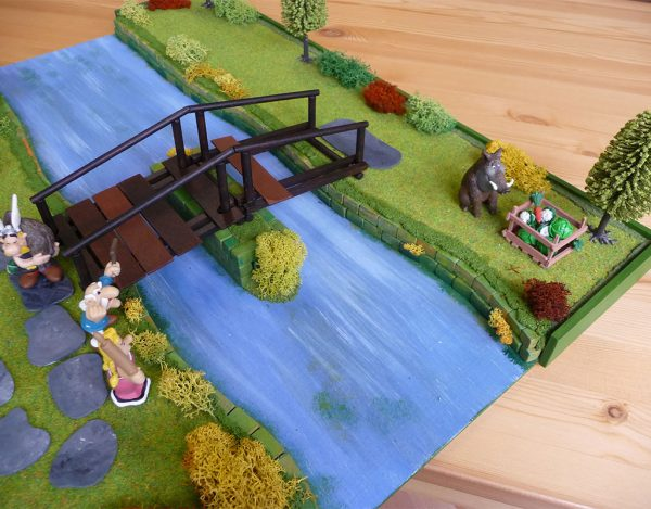 Volkers Spielewelt Brettspiel Asterix