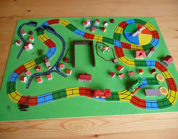 Volkers Spielewelt Brettspiel Eisenbahnspiel
