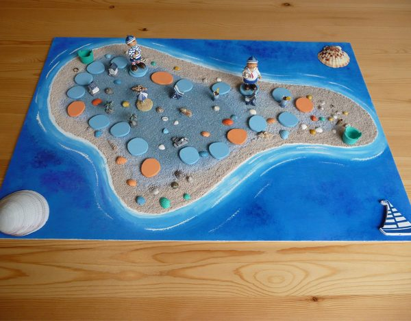 Volkers Spielewelt Brettspiel Nordseeinsel